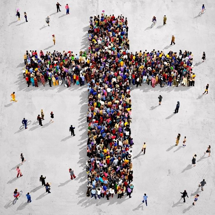 上图:「身体只有一个,圣灵只有一个,正如你们蒙召同有一个指望」(弗四4)。