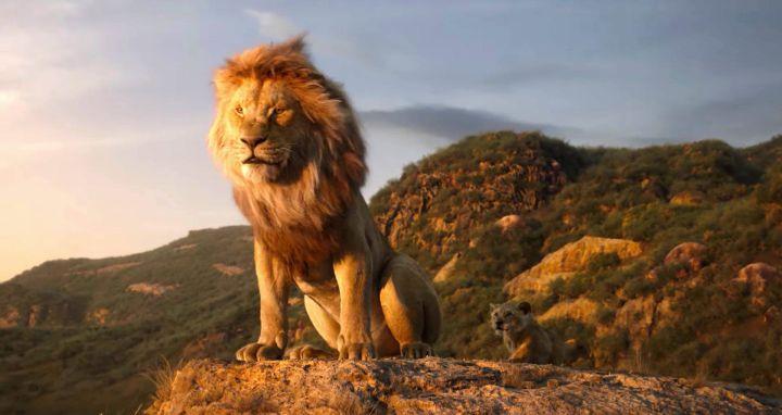 上图:迪斯尼2019年《狮子王》剧照,正可以用来描绘「祢从有野食之山而来,有光华和荣美」(诗七十六4)。狮子在圣经中是威严、力量的象征。诗七十六把一夜之间消灭敌军的神比喻成捕猎的狮子。